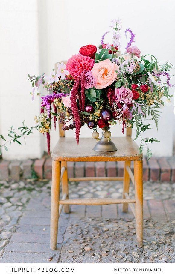 Floral Arrangement   The Perfect Proposal