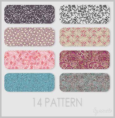 Pattern 2 by Ransie3.deviantart.com on @deviantART