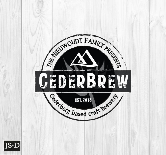 Logo Designed for Ceder Brew