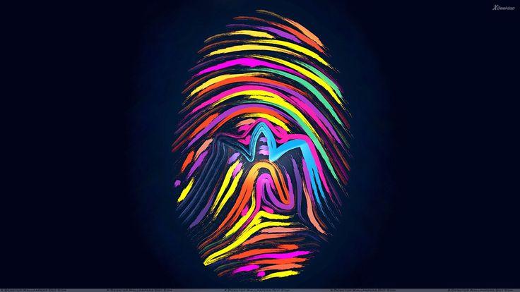 17 Best images about fingerprint on Pinterest   Quilling ...