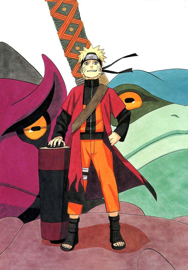 Naruto Uzumaki Art Book 2 - 27
