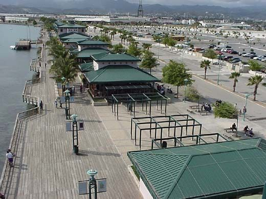 Photo of La Guancha Boardwalk/ Ponce for fans of Puerto Rico. During the night is another story, this is where the biggest college party of the year takes place, it lasts an entire weekend!