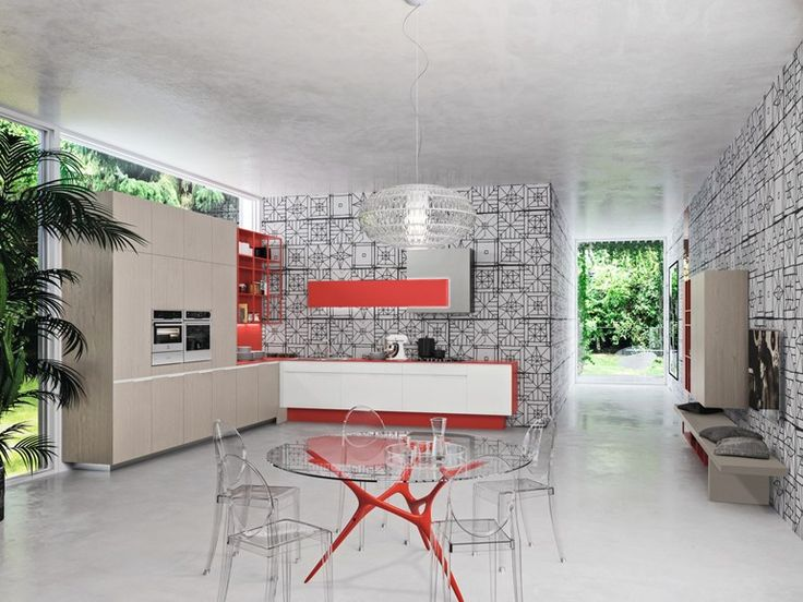 60 best KITCHEN COLLECTION images on Pinterest Contemporary unit - möbel rogg küchen