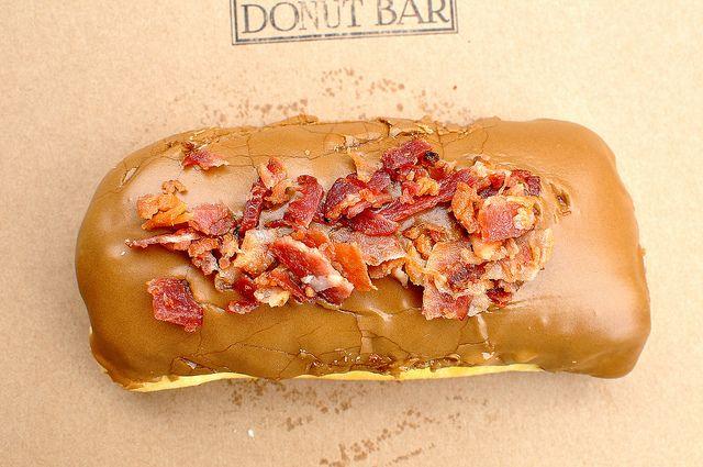 Donut Bar - San Diego by Cathy Chaplin | GastronomyBlog.com, via Flickr