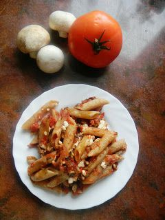 Dietetycznie-fantastycznie: Zapiekanka makaronowa