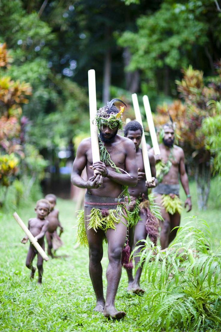 Island Life in Vanuatu: Malekula Island