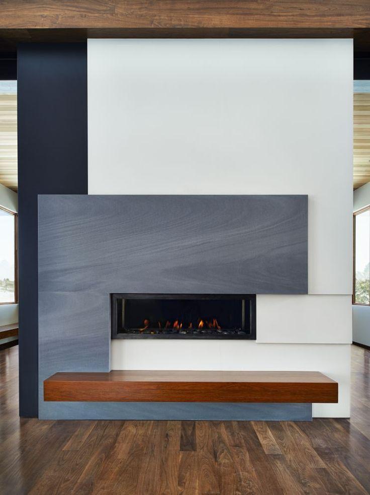 Best 25+ Modern fireplaces ideas on Pinterest | Modern ...