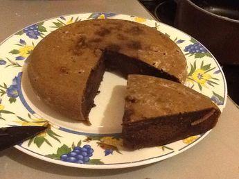 Gâteau au nutella   Recettes Cookéo