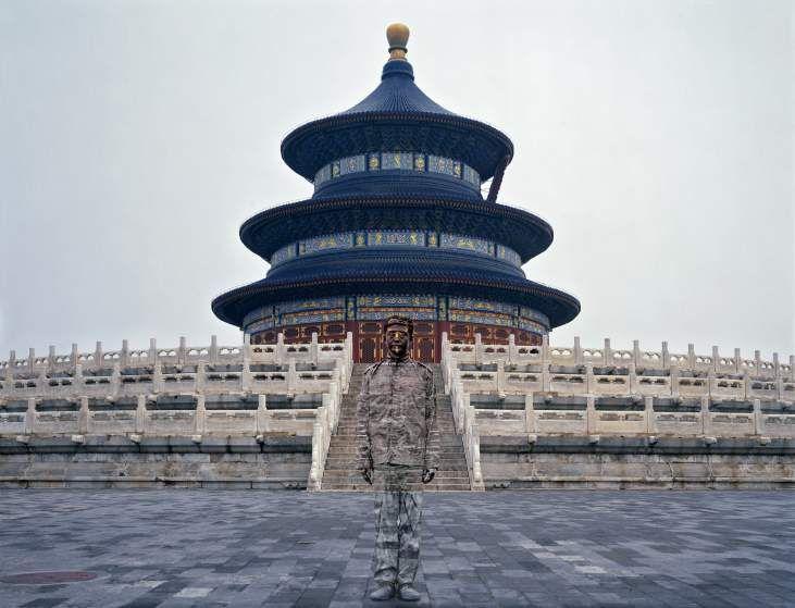 Liu-Bolin-Temple-of-Heaven