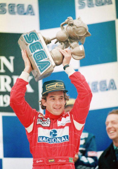 SEGA x Senna