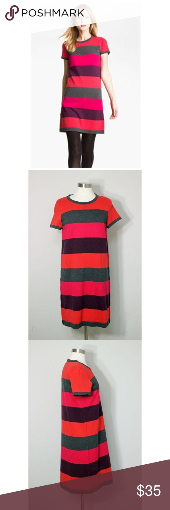 Red dress size 7 37