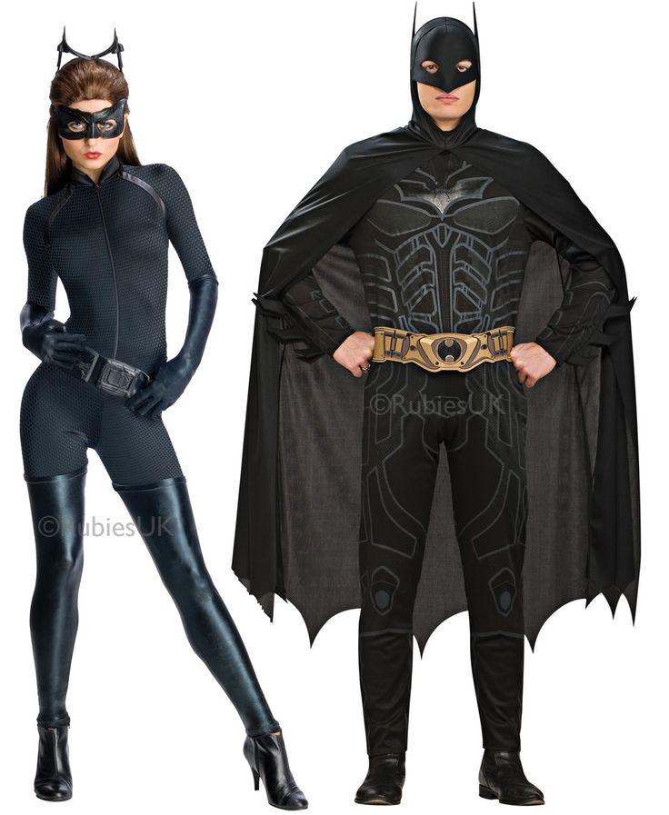 Batman Halloween Couples Costumes …