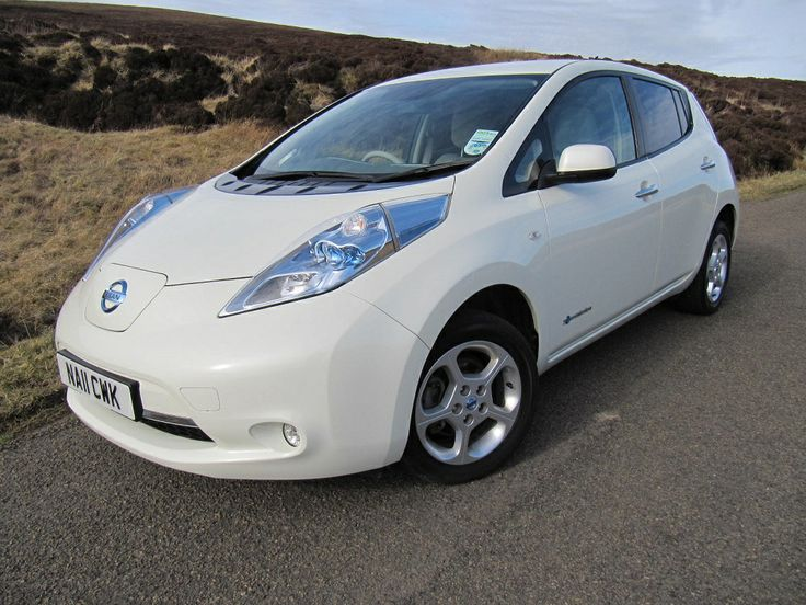 Nissan Leaf for sale on Orkney