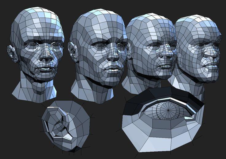 face topology | Face Topology