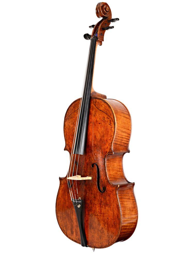 National Music Museum Stradivarius cello heard in concert