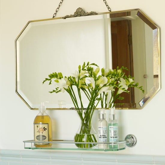 Period Style Bathroom Ideas Vintage MirrorsMirrors
