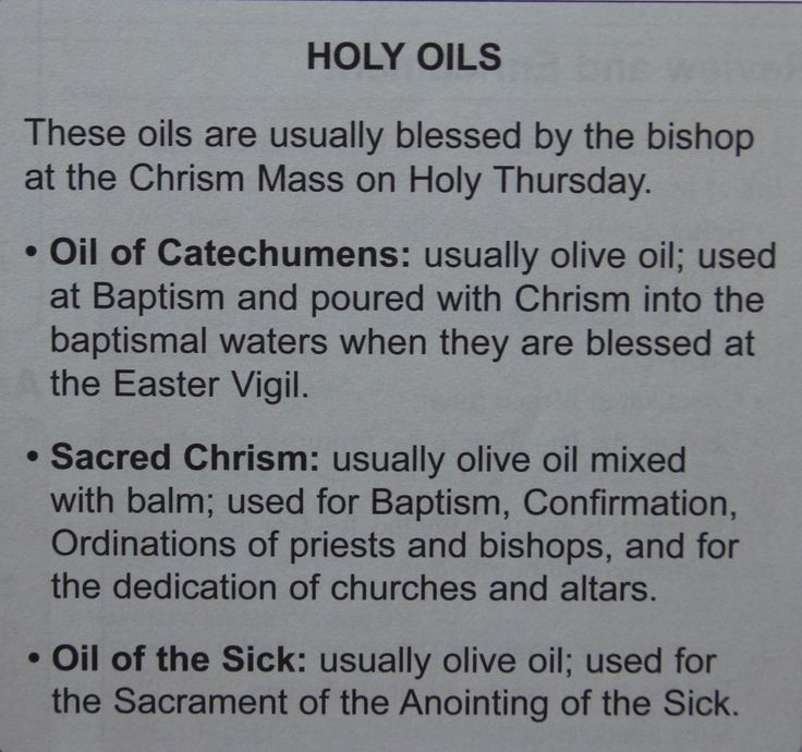 33 Best Confirmation Chrismation Images On Pinterest Catholic