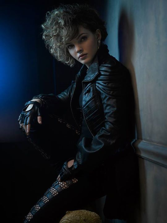 New #Gotham Season 2 cast photos - Camren Bicondova as Selina Kyle | Gotham