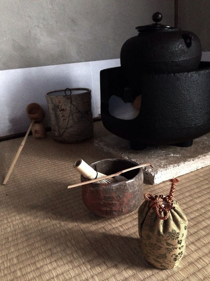 Chanoyu 茶の湯 Utensils | The Urasenke Tradition of Tea