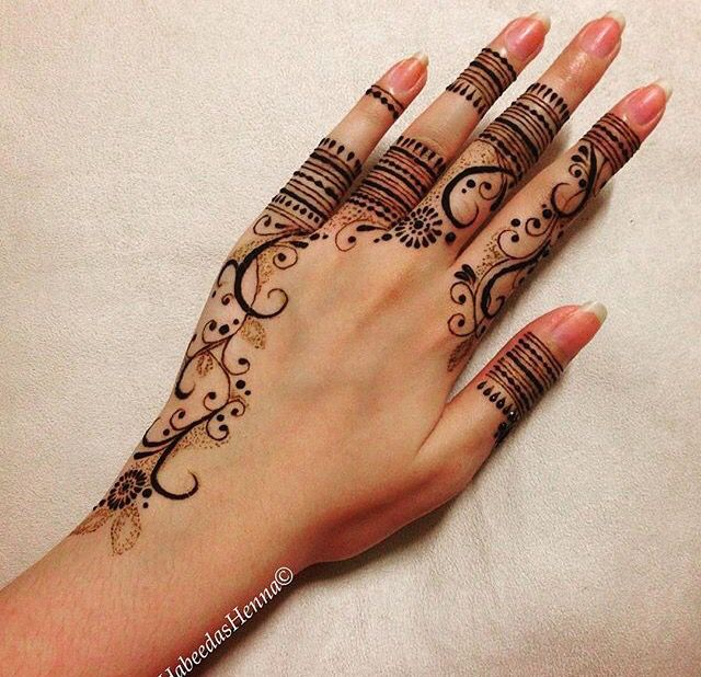Finger Henna Designs Mehndi Designs For: Pin By Asque On Henna