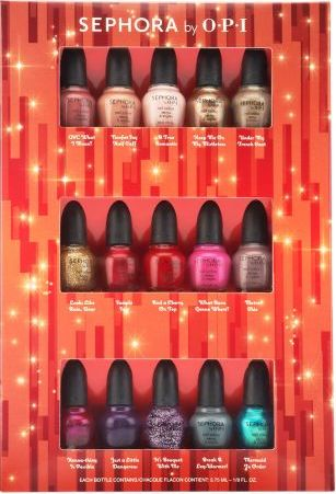 Awesome Sephora By Opi Set On Clearance Qvc Great Teacher Holiday Gift Via Mommieswithstyle Beauty Makeup Pinterest Nails And