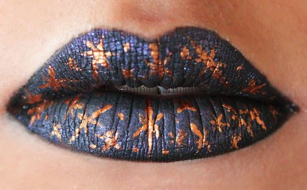 Starry Night Lips