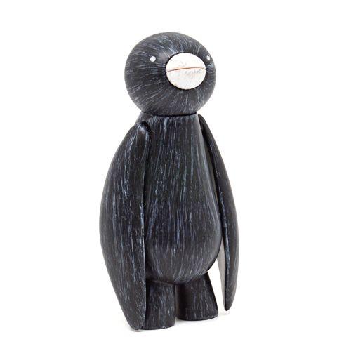 The Warbler Ji Ja : Black