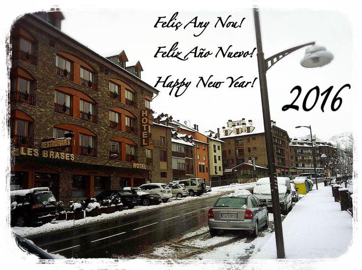 Feliç any nou, Feliz año nuevo, Happy new year