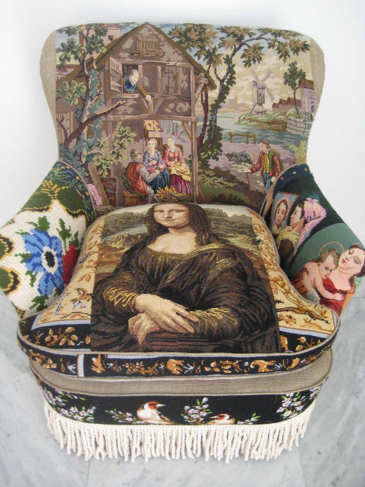 suzie stanford's tapestry furniture