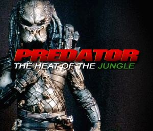 PREDATOR - THE HEAT OF THE JUNGLE mod for Crysis