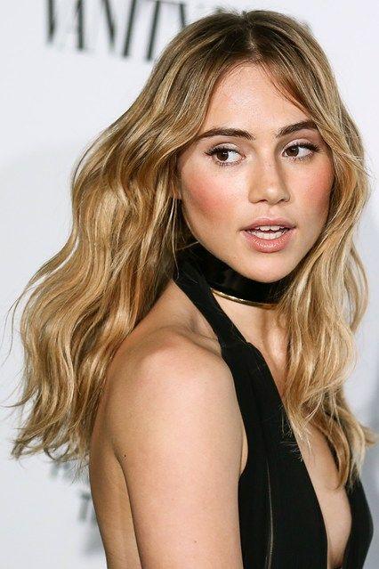 Bronde Hair Trend 2015 - Blonde brunette dye ideas (Glamour.com UK)