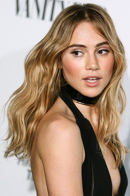 Bronde Hair Trend 2015 - Blonde brunette dye ideas (Glamour.com UK)