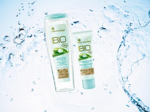 Organic Beauty from Yves Rocher! Organic Aloe Vera from Mexico! #yvesrocherusa #organicbeauty