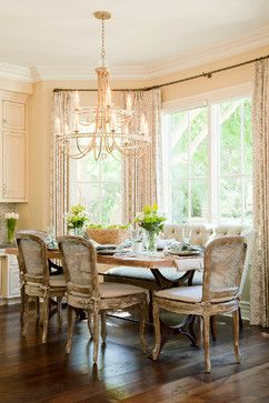 10th Street - traditional - dining room - los angeles - GEORGE Interior Design