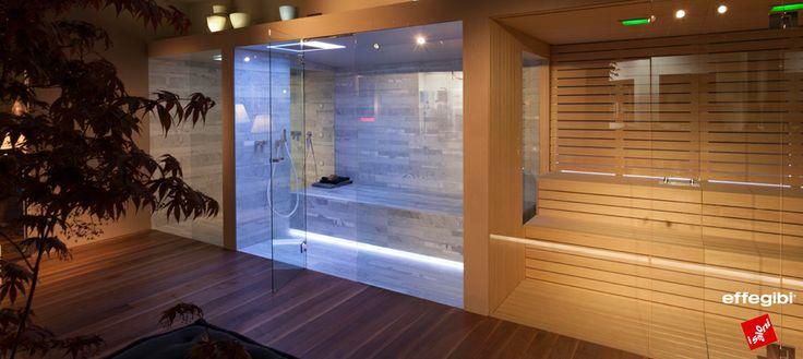 Sauna | Hamam | Türkisches bad | Dampfbäder | Produktion und Verkauf - Effegibi