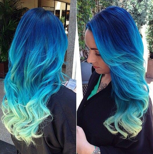1793 best images about Dyed Hair amp; Pastel Hair on Pinterest  Scene hair,