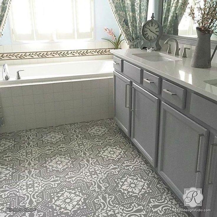 Best 25+ Painted Concrete Floors Ideas On Pinterest