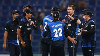 New Zealand Team won by 8 wickets DLS method.The New Zealand lead of the series 2-0.Pakistan scored 246 runs in the first batting.     Ha...