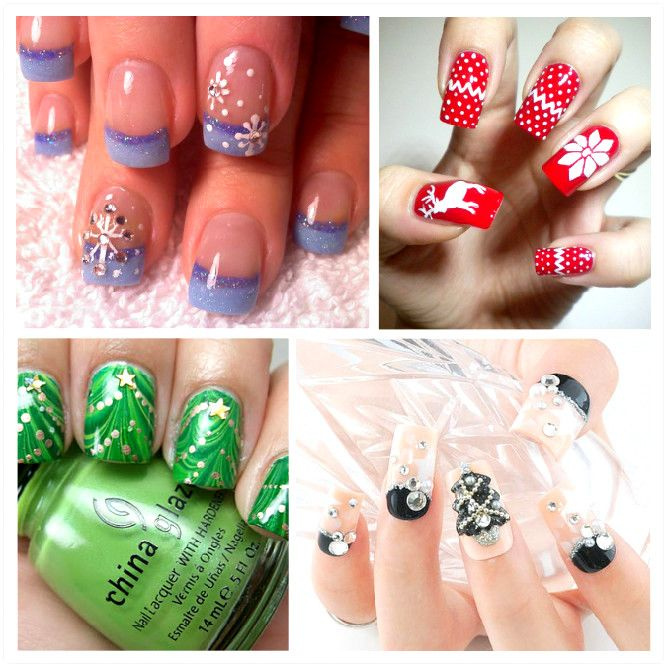 fantastic christmas nail design ideas 2012jpg 667 - Nail Design Ideas 2012