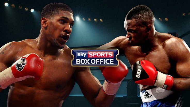 anthony joshua tickets - Google Search