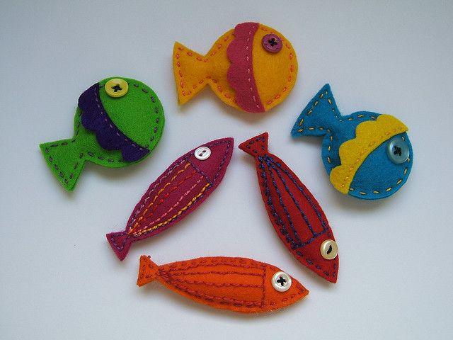 Visjes van vilt