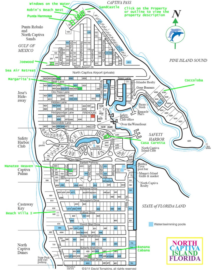 Captiva Island: Upper Captiva Island Map. Best Map .