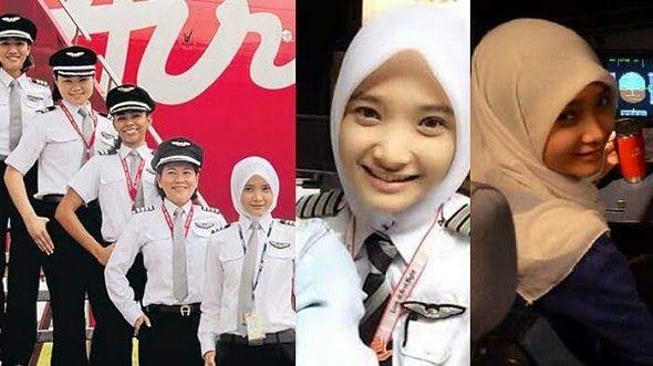 Inilah 8 Wanita Berhijab dengan Pekerjaan Menantang yang Perlu Kamu Tahu http://ift.tt/2quykVw  Kesan pertama saat melihat wanita menggunakan hijab adalah perempuan yang lembut anggun keibuan atau memiliki pekerjaan yang pastinya memancarkan kelembutannya. Namun ini tidak berlaku untuk para wanita berhijab berikut ini. Walaupun dengan balutan hijab yang menutupi kekuatan yang dimiliki mereka mampu bekerja profesional atas profesi yang mereka tekuni. Seperti menjadi pilot pesawat temput…