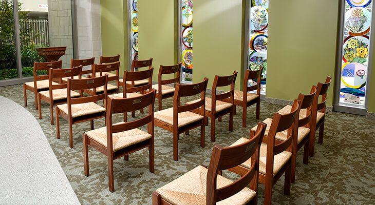 Donations Make New Hospital Chapel A Reality Norton Healthcare Louisville Ky New Hospital Hospital Home Decor