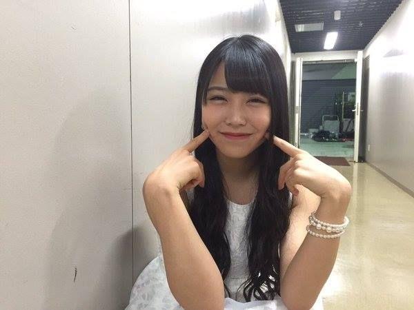 Shiroma Miru (白間美瑠). #Mirurun (みるるん)