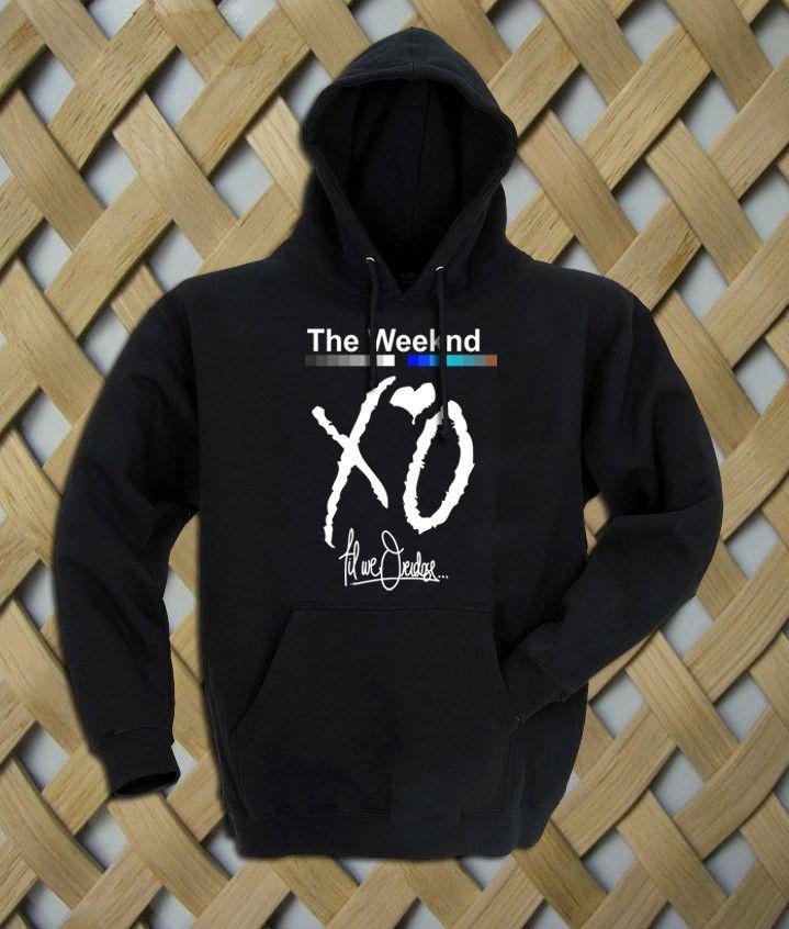 XO The Weekend Hoodie