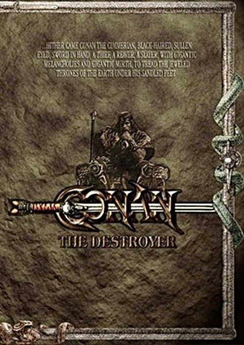 Watch Conan the Destroyer Full-Movie