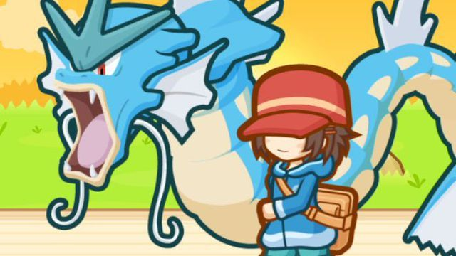 In Magikarp Jump, evolving into one of the strongest Pokémon is worthless