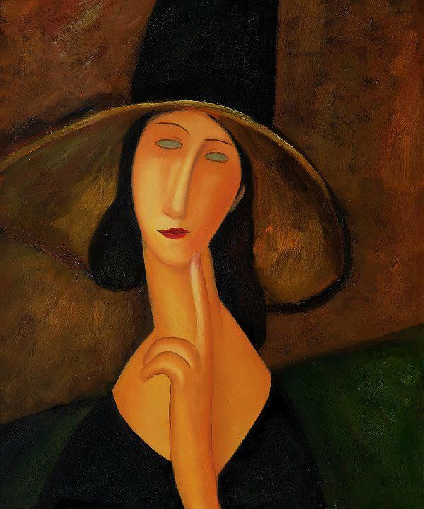 Populaire 242 best Modigliani images on Pinterest | Amedeo modigliani  WX32