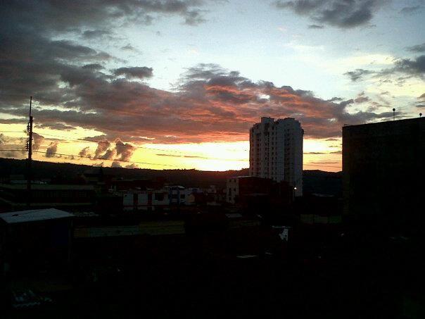 Atardecer, Bucaramanga, Santander, Colombia